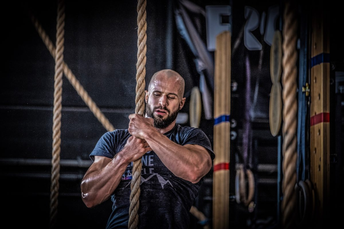 Christoph Koerner, fittest Man in Austria und Crossfit Games Athlet im Interview